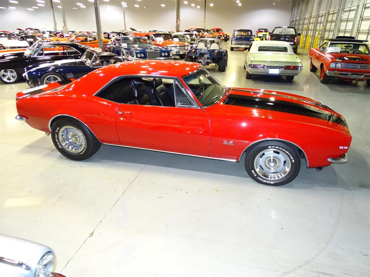Large Picture of '67 Chevrolet Camaro - PUZ1