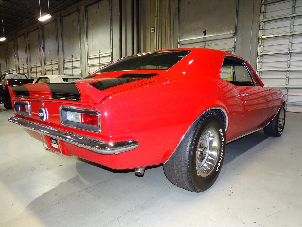 Large Picture of '67 Chevrolet Camaro located in Clayton California - $32,000.00 - PUZ1