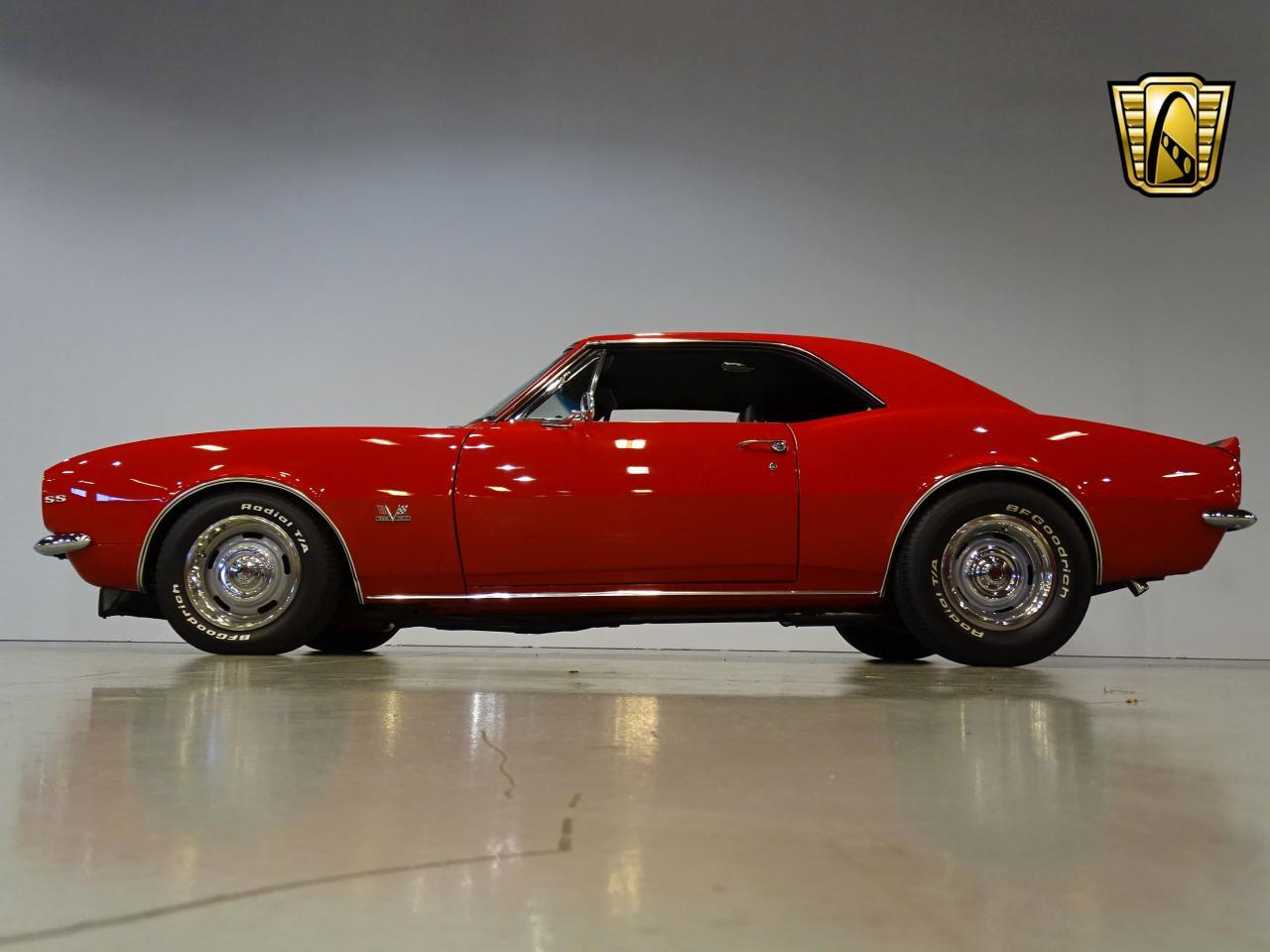 Large Picture of 1967 Chevrolet Camaro located in California Offered by a Private Seller - PUZ1