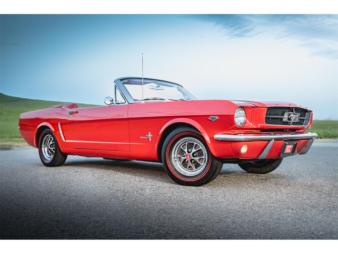 Large Picture of '65 Mustang - PUZ7