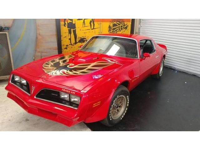 Picture of '77 Firebird Trans Am - PQFJ