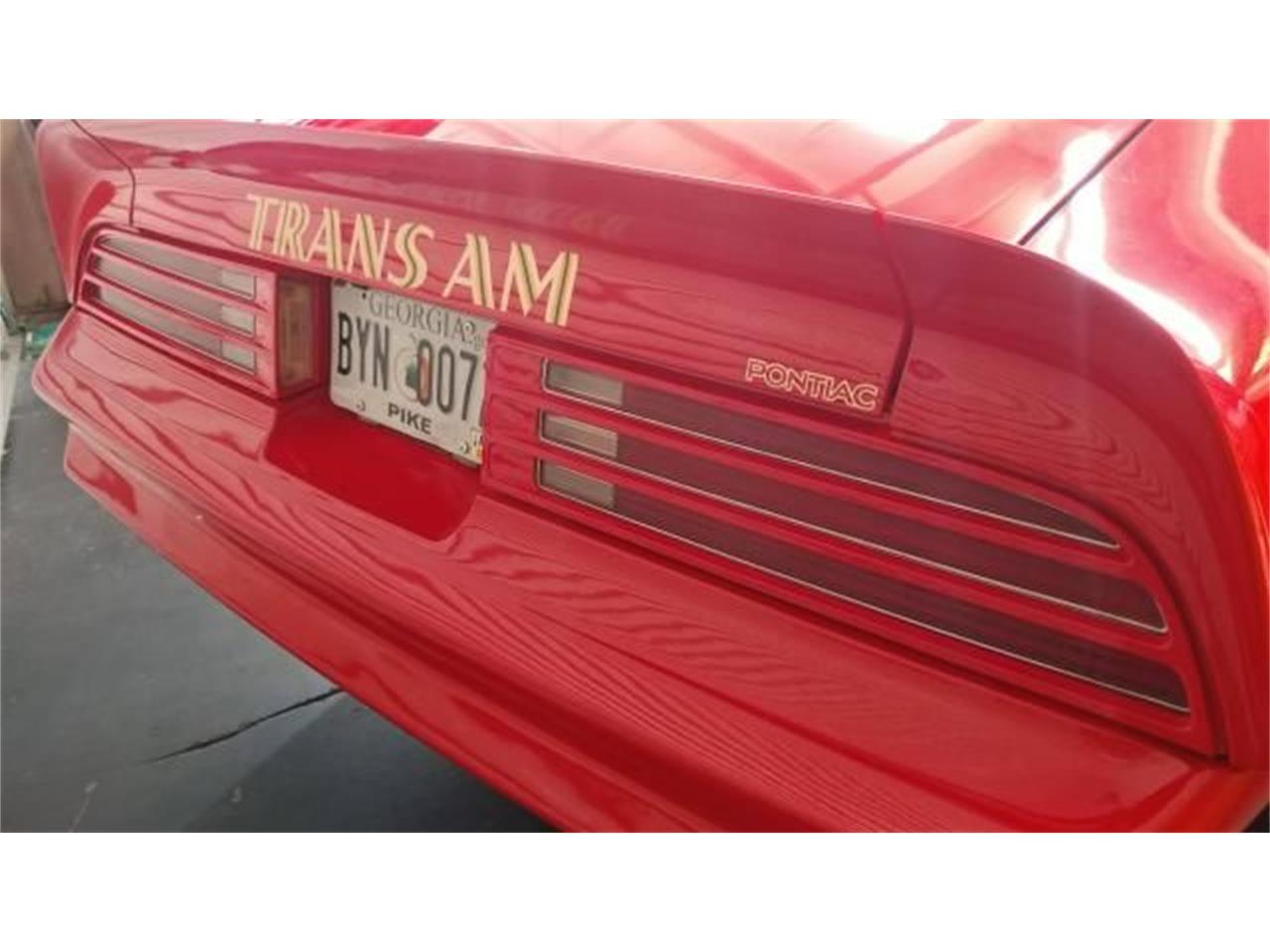 Large Picture of '77 Firebird Trans Am - PQFJ