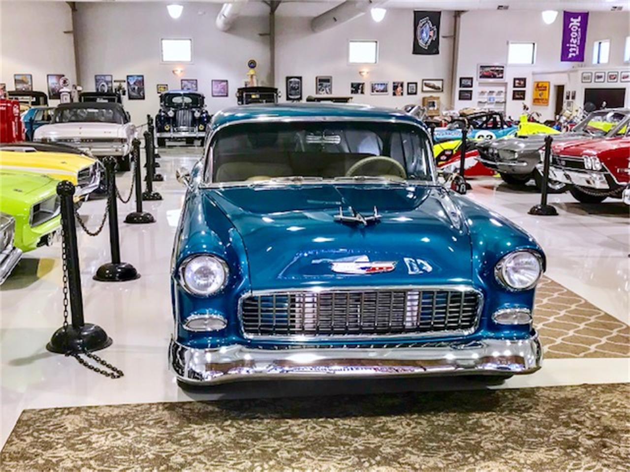 Large Picture of '55 Bel Air - PUZD