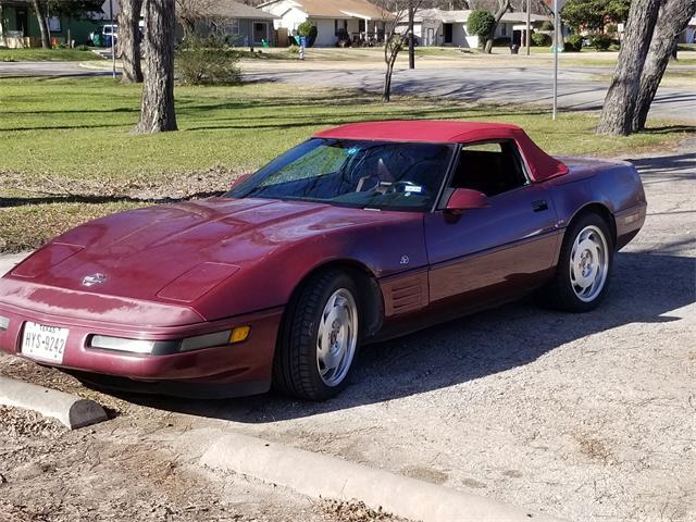 Picture of '93 Corvette C4 - PUZF