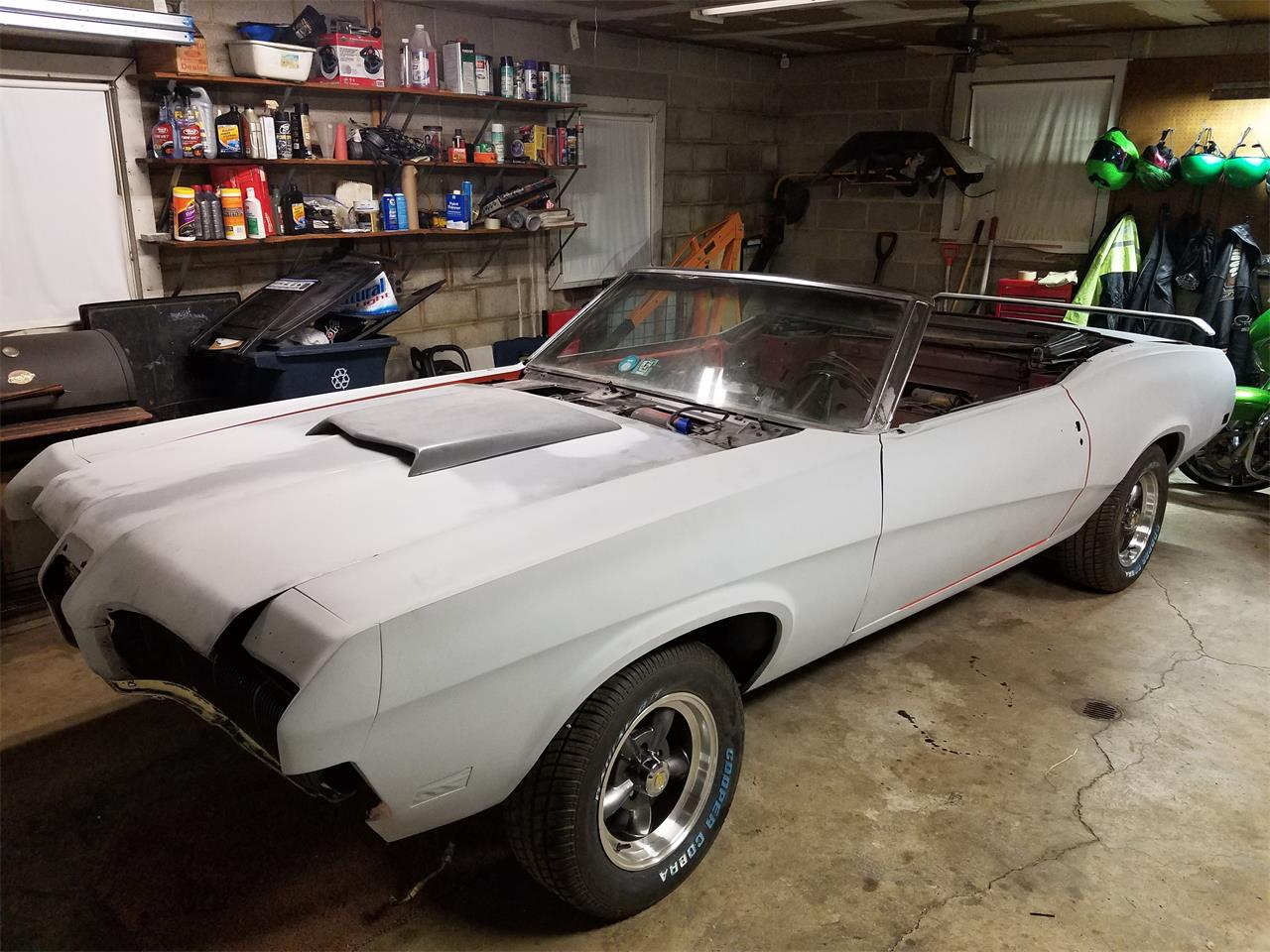 Large Picture of '70 Cougar XR7 - PUZI