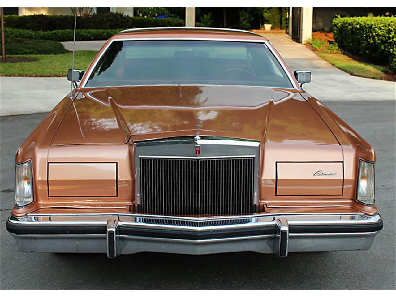Large Picture of '78 Lincoln Mark V located in Florida Offered by MJC Classic Cars - PUZN