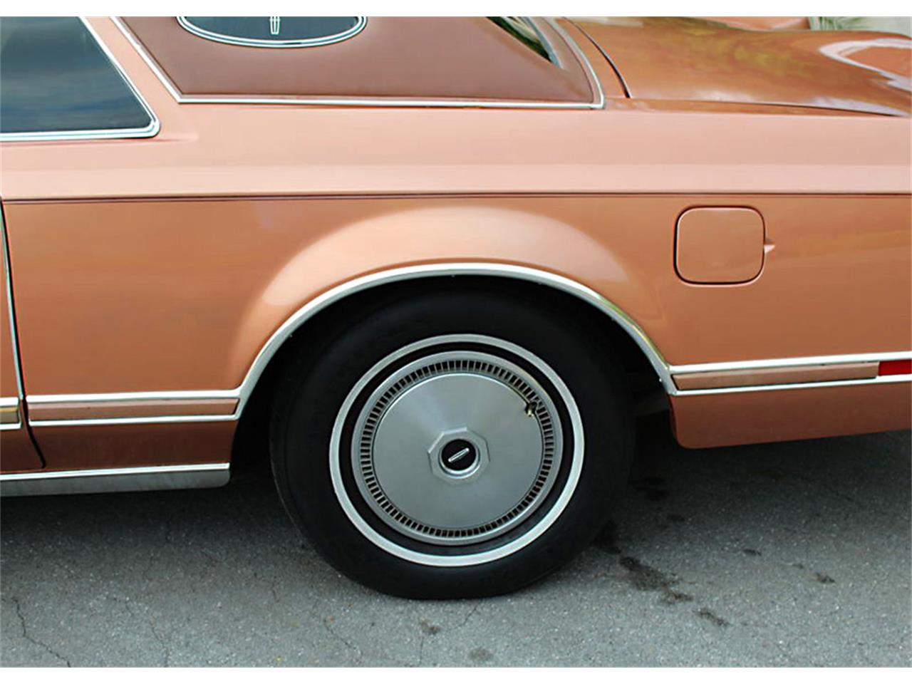 Large Picture of '78 Lincoln Mark V Offered by MJC Classic Cars - PUZN