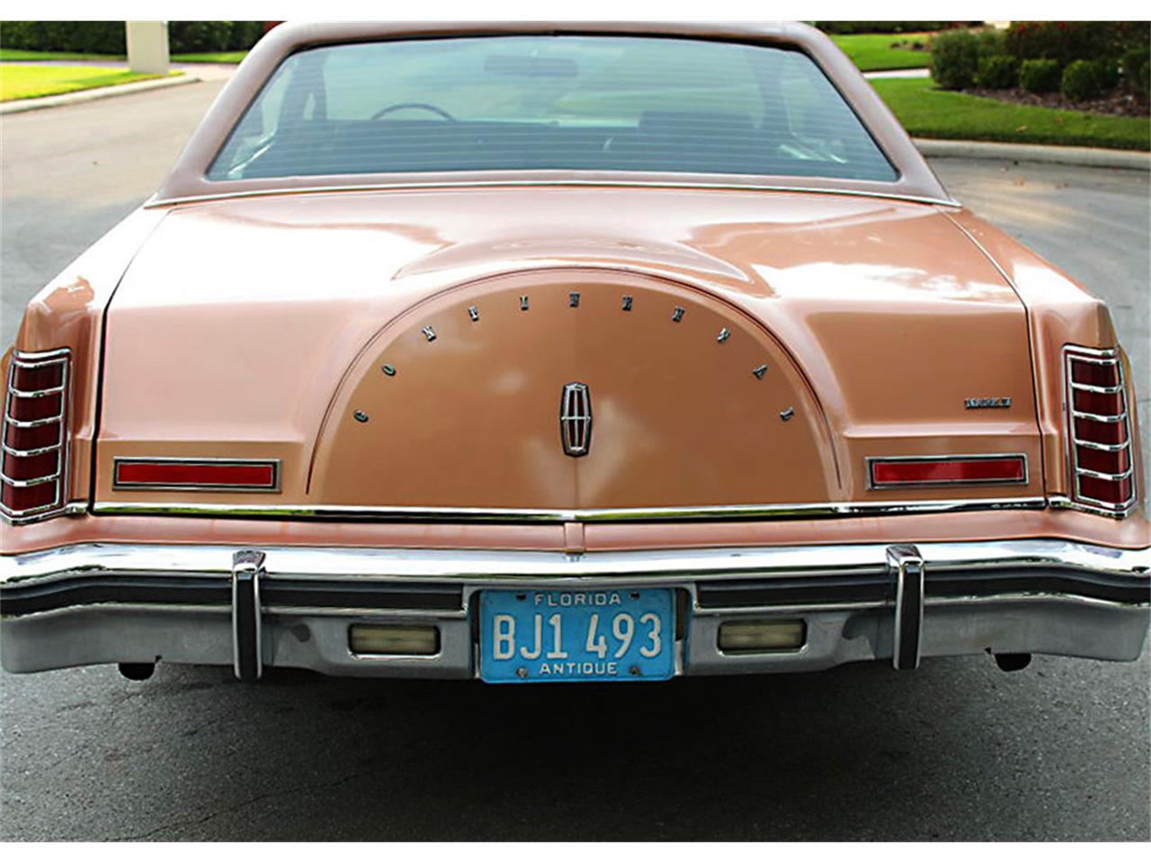 Large Picture of '78 Mark V located in Florida Offered by MJC Classic Cars - PUZN