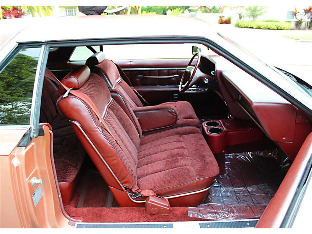 Large Picture of 1978 Lincoln Mark V Offered by MJC Classic Cars - PUZN