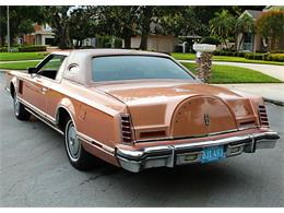 Picture of '78 Lincoln Mark V located in Lakeland Florida - PUZN