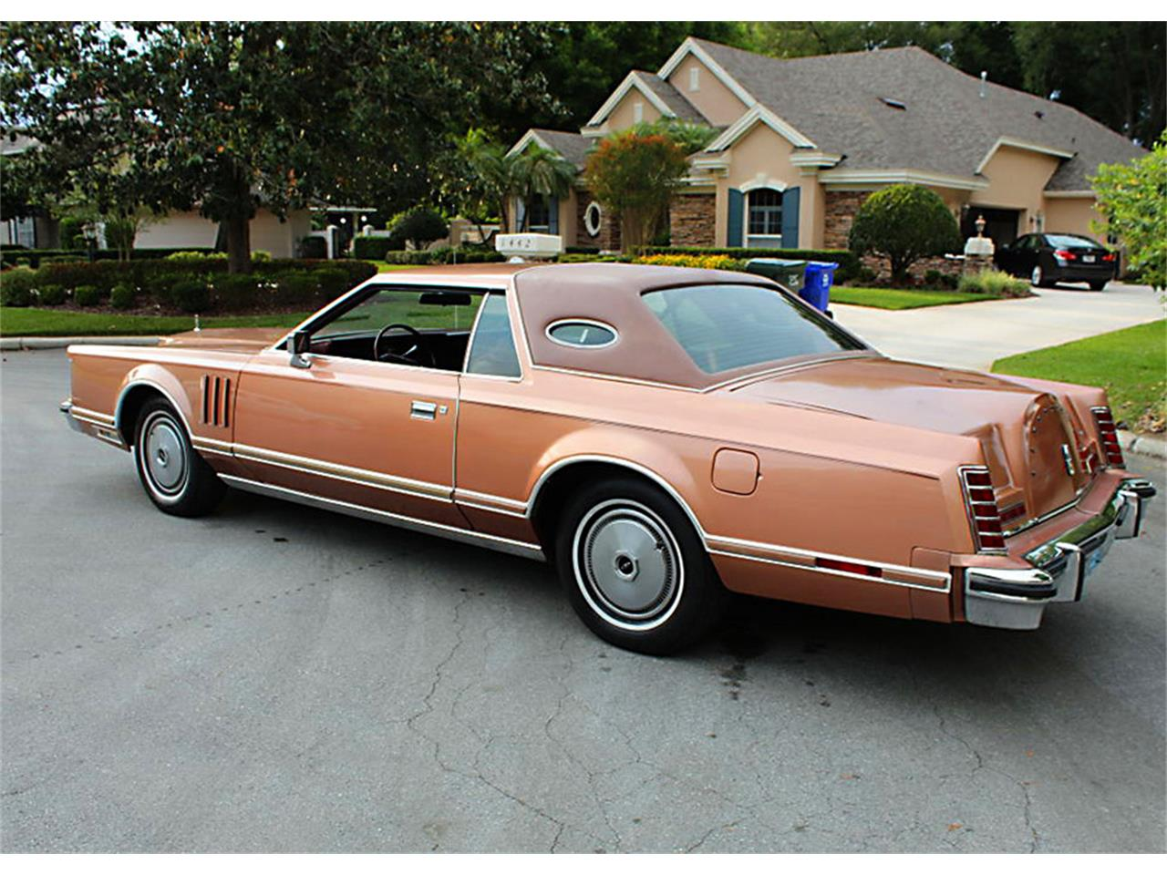 Large Picture of '78 Lincoln Mark V - $16,500.00 Offered by MJC Classic Cars - PUZN