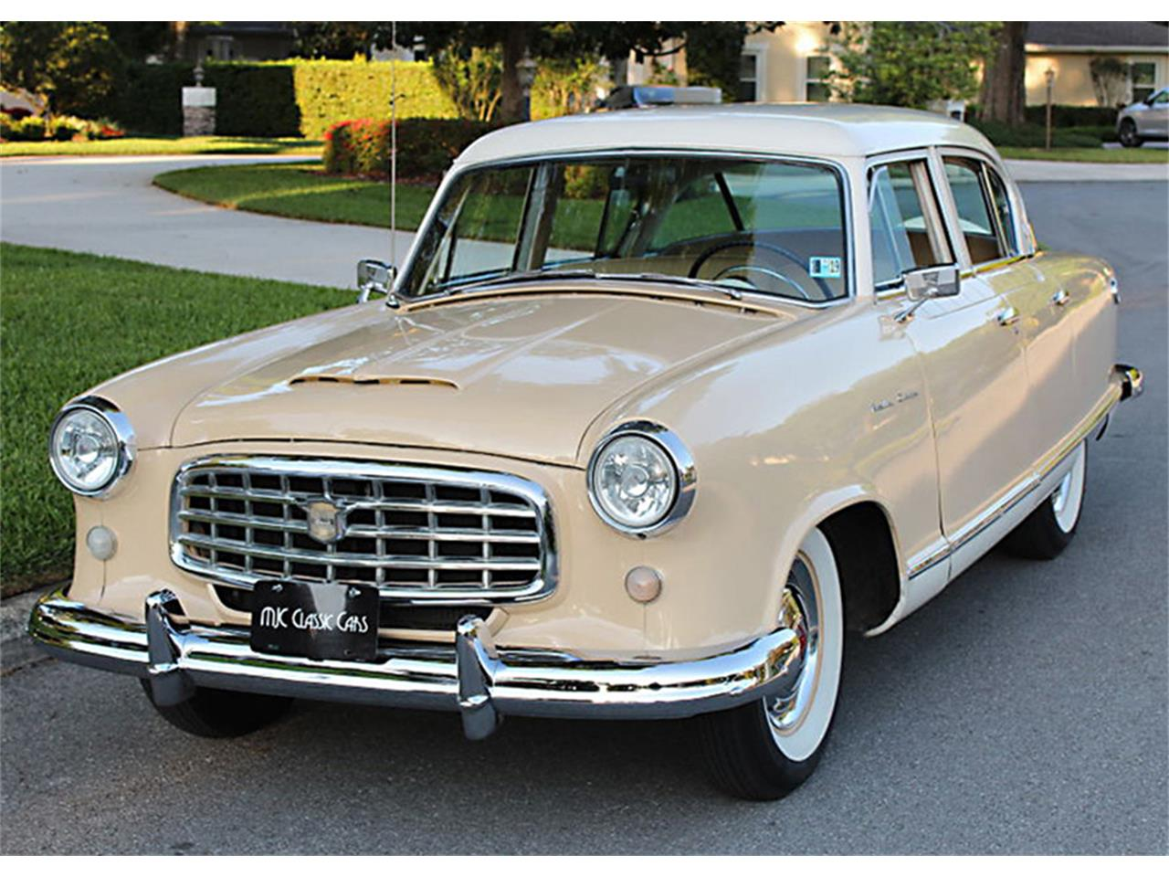 Large Picture of 1955 Nash Rambler located in Florida - PUZO