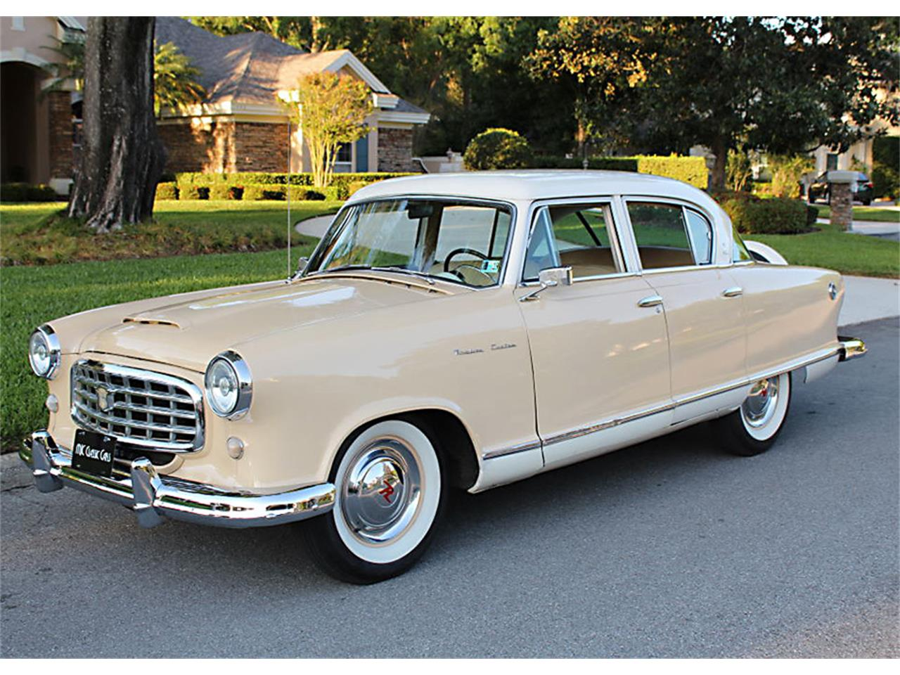 Large Picture of '55 Rambler located in Florida - PUZO