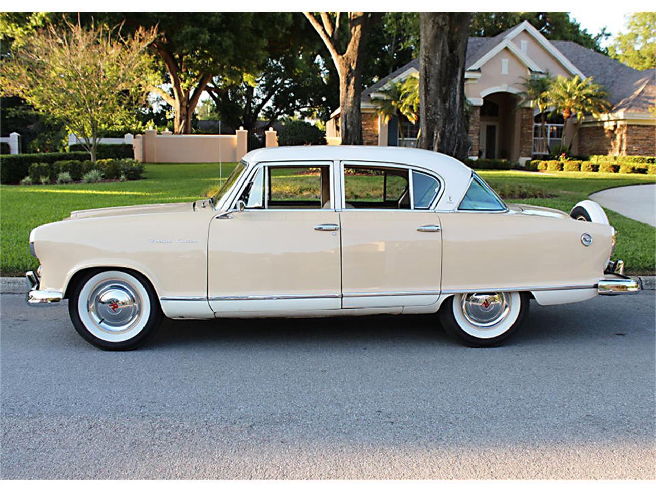 Large Picture of '55 Nash Rambler located in Lakeland Florida - $14,500.00 - PUZO