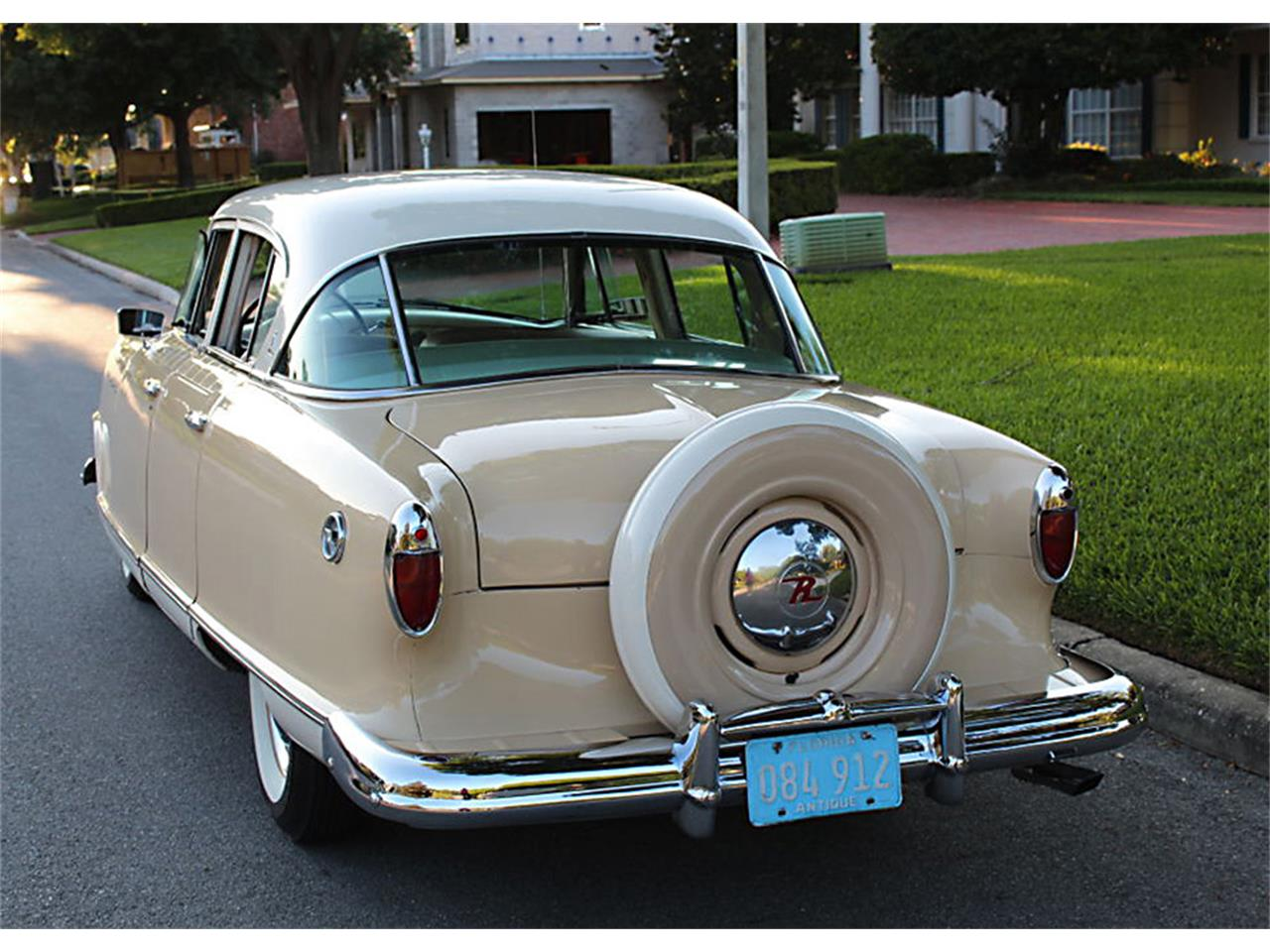 Large Picture of 1955 Rambler located in Lakeland Florida - $14,500.00 Offered by MJC Classic Cars - PUZO