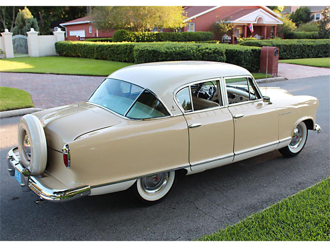 Large Picture of Classic '55 Nash Rambler Offered by MJC Classic Cars - PUZO