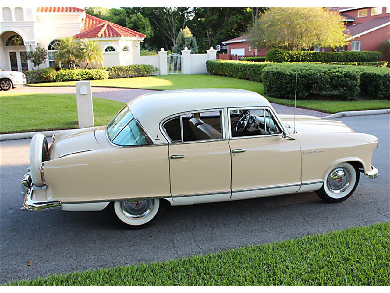 Large Picture of Classic 1955 Nash Rambler Offered by MJC Classic Cars - PUZO