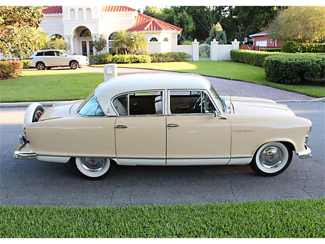 Large Picture of Classic '55 Nash Rambler - $14,500.00 - PUZO