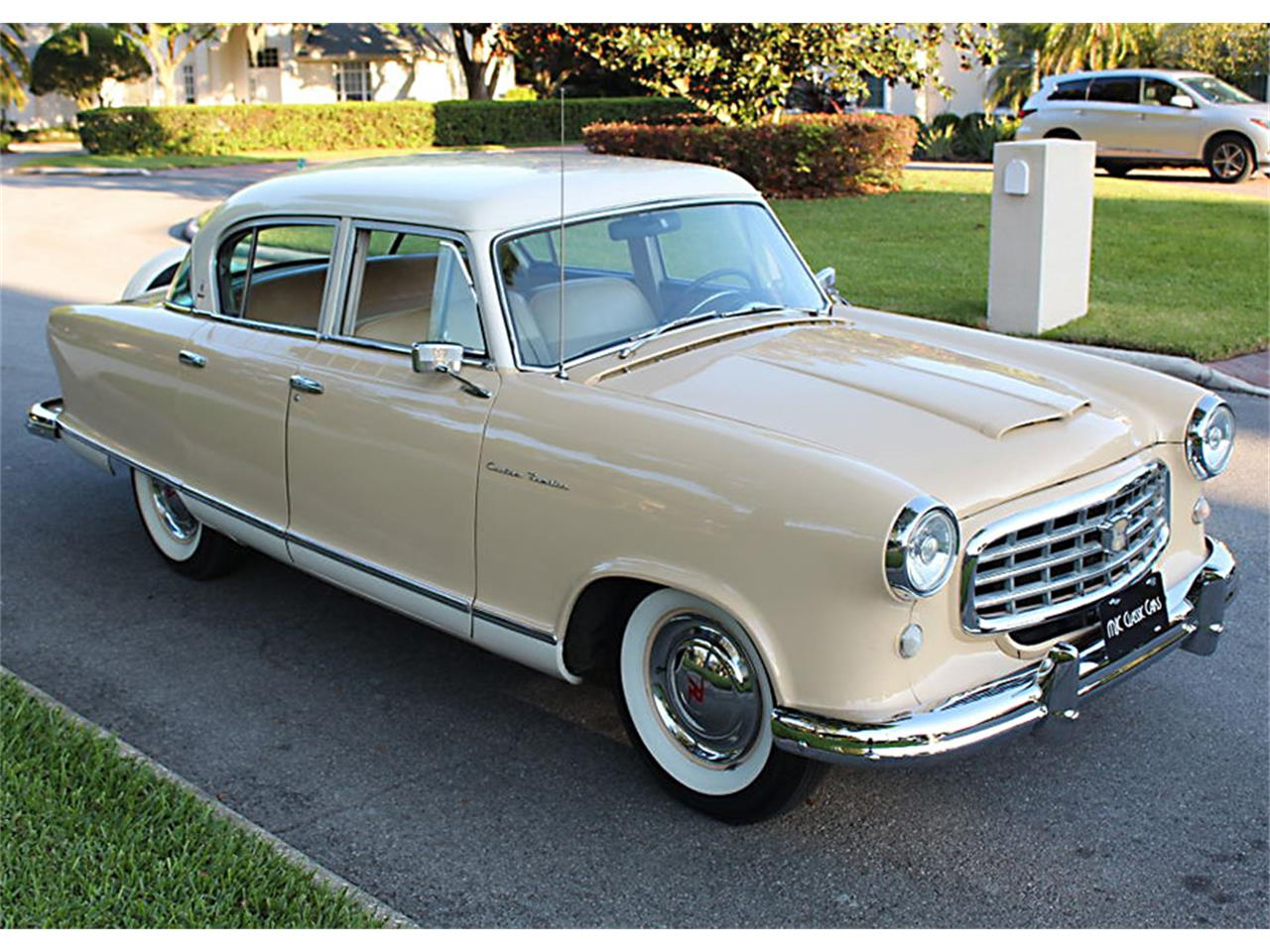 Large Picture of 1955 Rambler located in Florida - PUZO