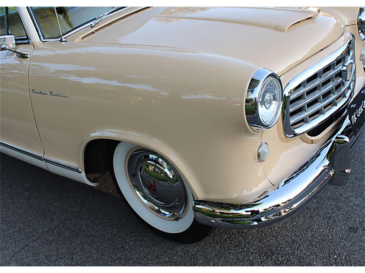 Large Picture of '55 Nash Rambler located in Florida - $14,500.00 Offered by MJC Classic Cars - PUZO