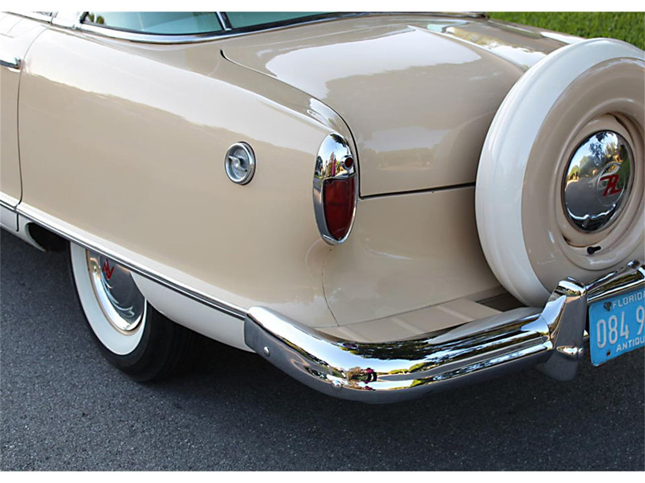 Large Picture of Classic '55 Rambler located in Lakeland Florida - $14,500.00 Offered by MJC Classic Cars - PUZO