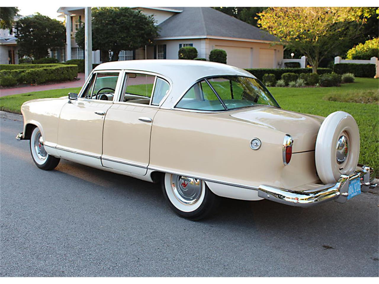 Large Picture of 1955 Nash Rambler located in Lakeland Florida - $14,500.00 Offered by MJC Classic Cars - PUZO