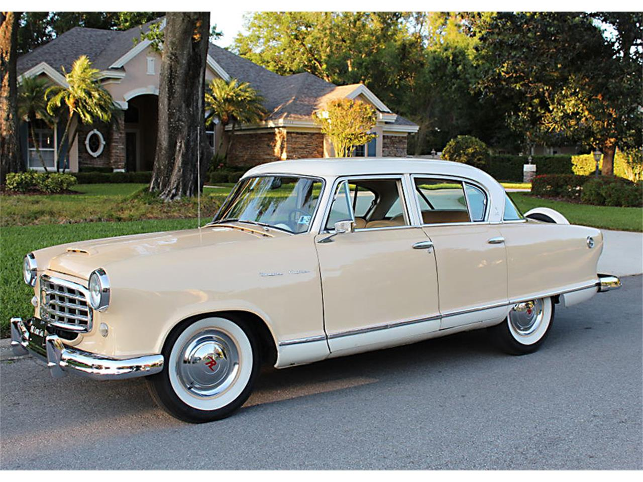 Large Picture of Classic 1955 Nash Rambler - $14,500.00 - PUZO