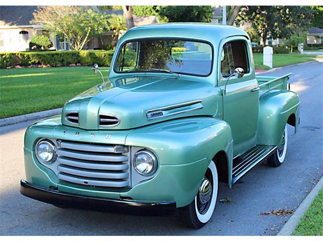 Picture of '49 F100 - PUZT