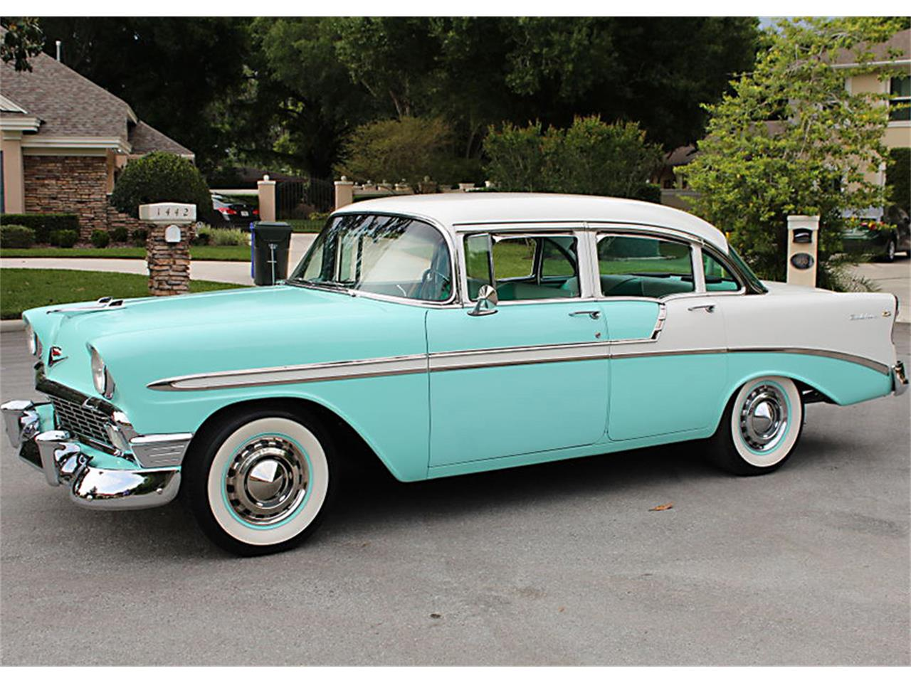 Large Picture of Classic 1956 Chevrolet Bel Air - $47,500.00 - PUZW