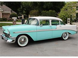 Picture of '56 Chevrolet Bel Air - $47,500.00 Offered by MJC Classic Cars - PUZW
