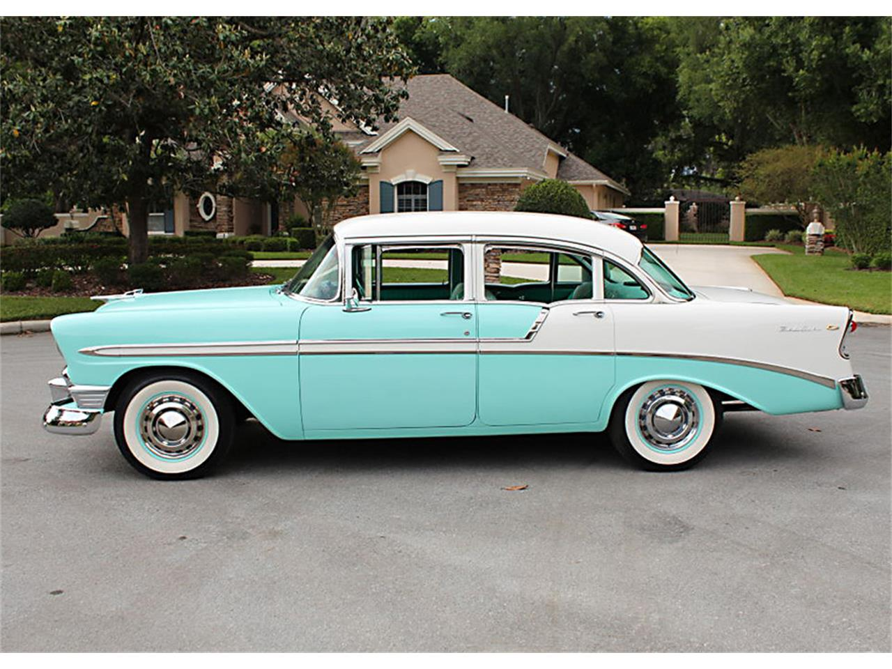 Large Picture of 1956 Chevrolet Bel Air located in Florida - $47,500.00 - PUZW
