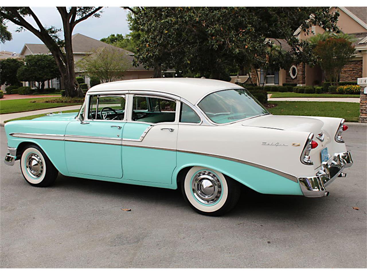 Large Picture of Classic '56 Bel Air located in Lakeland Florida - $47,500.00 - PUZW