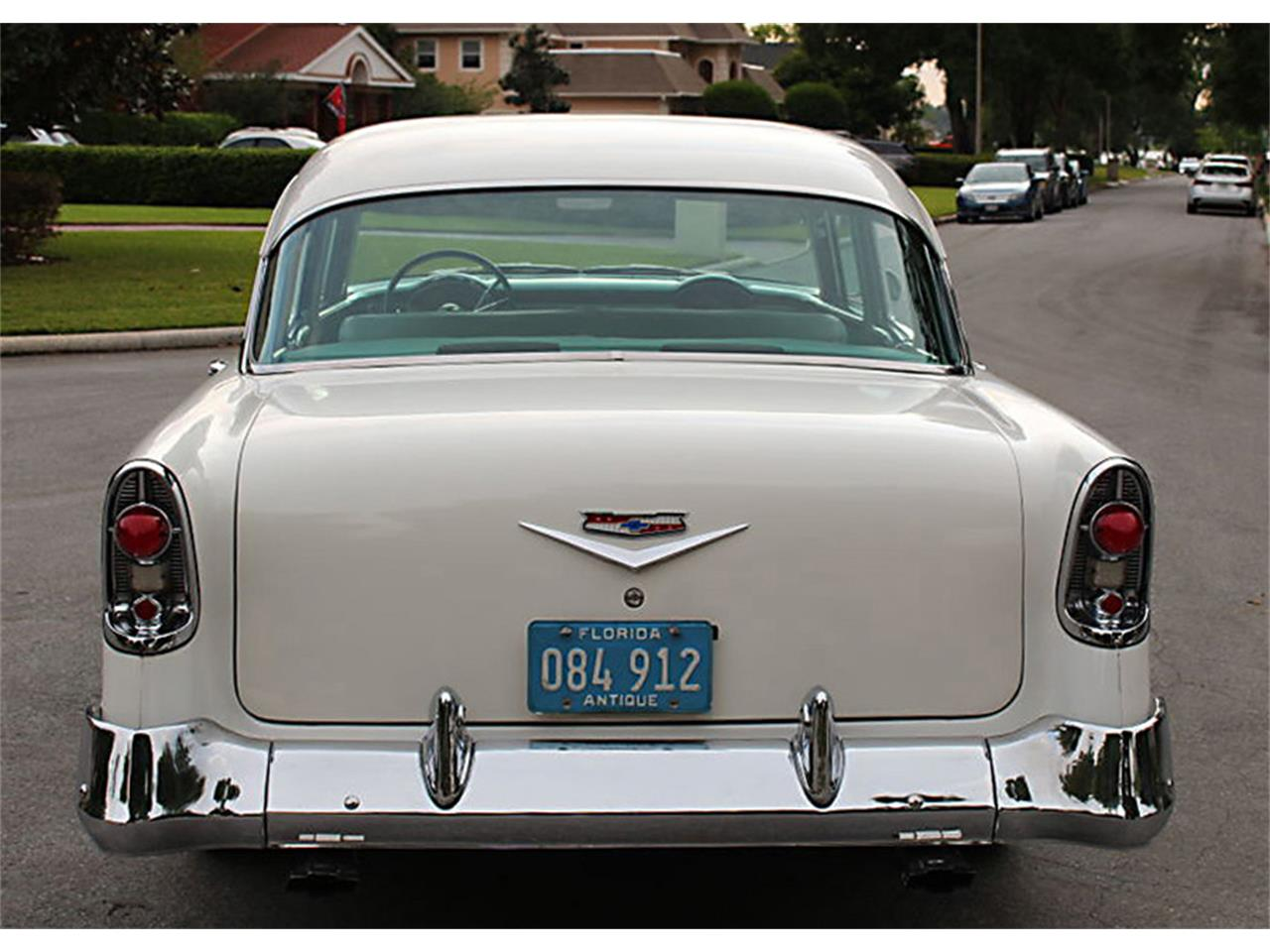 Large Picture of '56 Bel Air located in Florida - $47,500.00 Offered by MJC Classic Cars - PUZW