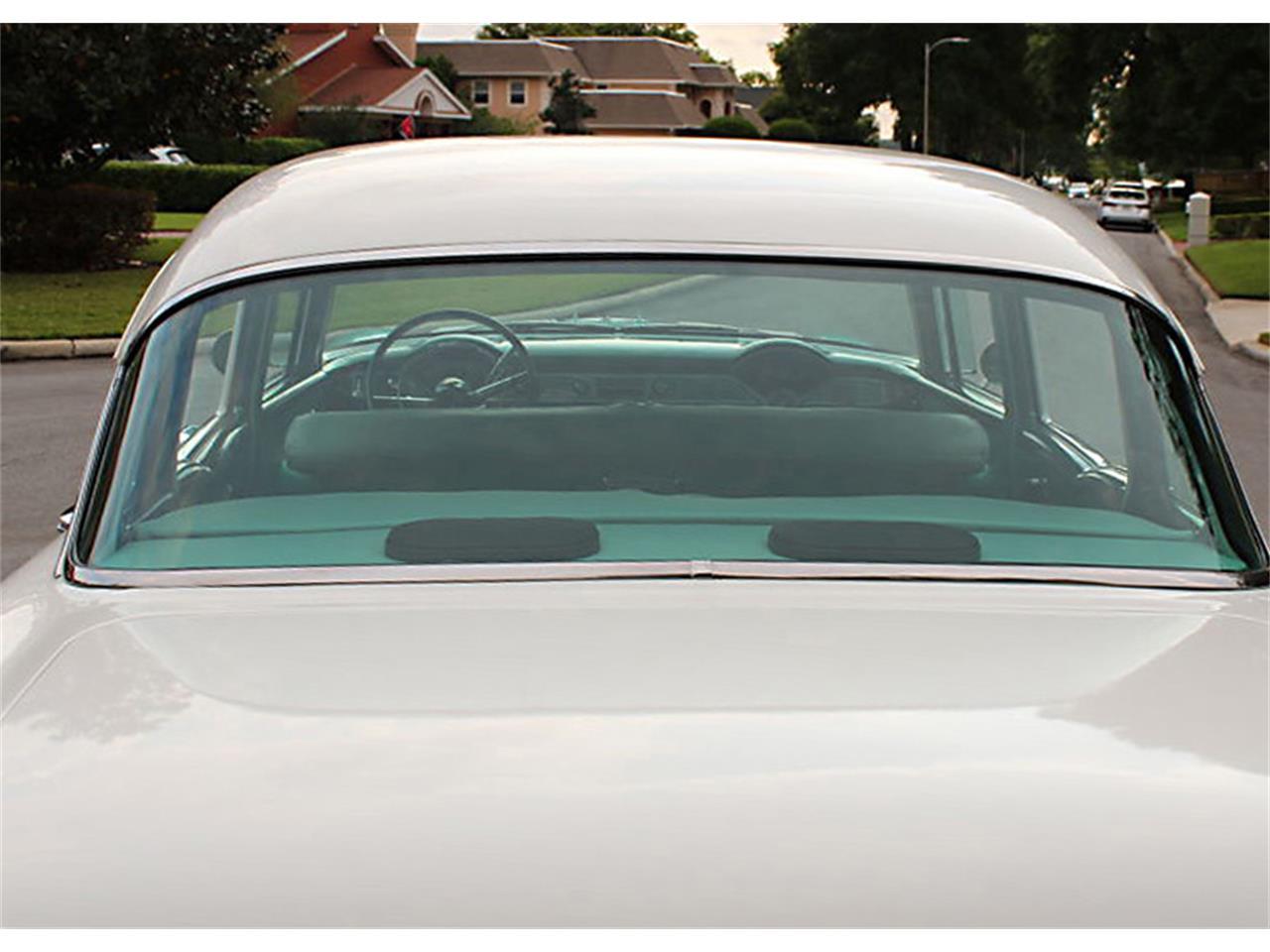 Large Picture of Classic 1956 Chevrolet Bel Air located in Lakeland Florida - PUZW