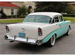 Picture of 1956 Bel Air located in Lakeland Florida Offered by MJC Classic Cars - PUZW