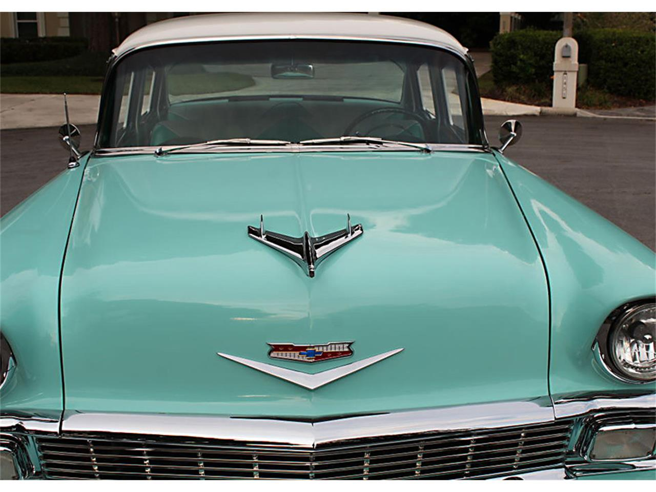 Large Picture of Classic '56 Chevrolet Bel Air - $47,500.00 Offered by MJC Classic Cars - PUZW