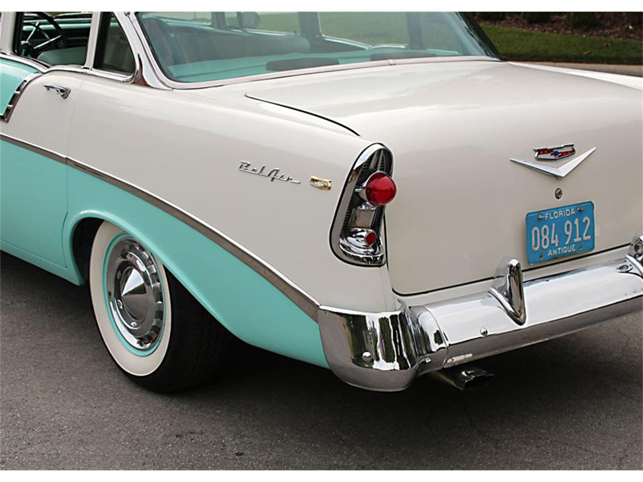 Large Picture of Classic 1956 Bel Air located in Florida - $47,500.00 - PUZW