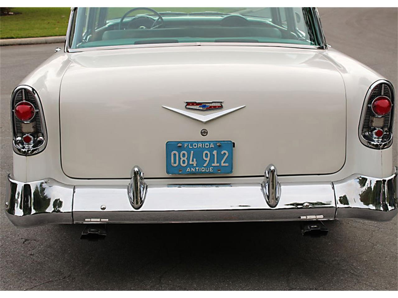 Large Picture of '56 Chevrolet Bel Air located in Florida Offered by MJC Classic Cars - PUZW
