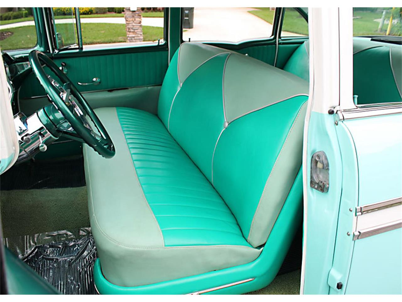 Large Picture of '56 Bel Air located in Lakeland Florida - $47,500.00 Offered by MJC Classic Cars - PUZW