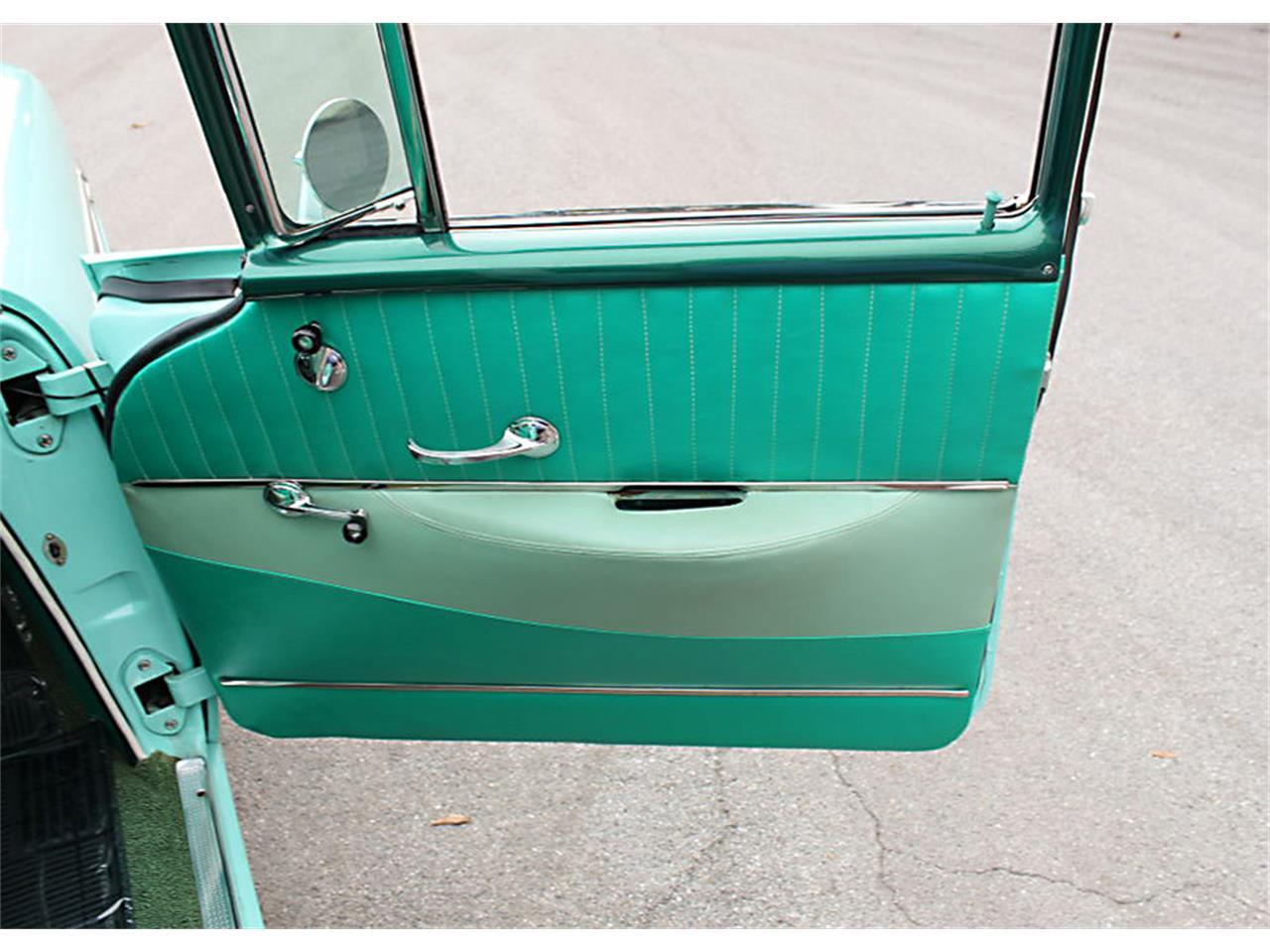 Large Picture of Classic 1956 Chevrolet Bel Air located in Lakeland Florida - $47,500.00 - PUZW