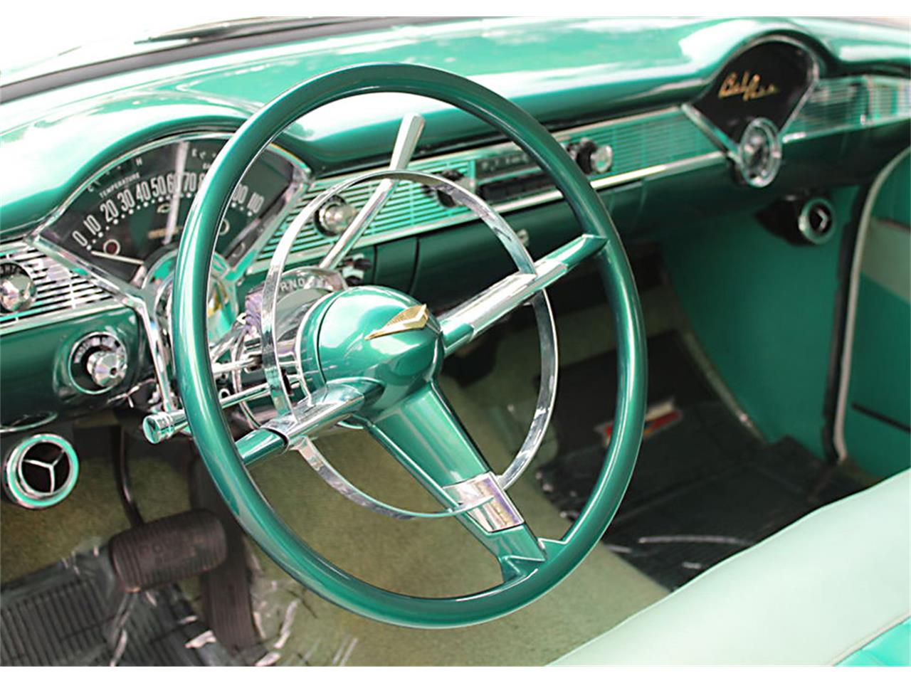 Large Picture of 1956 Bel Air located in Florida - PUZW