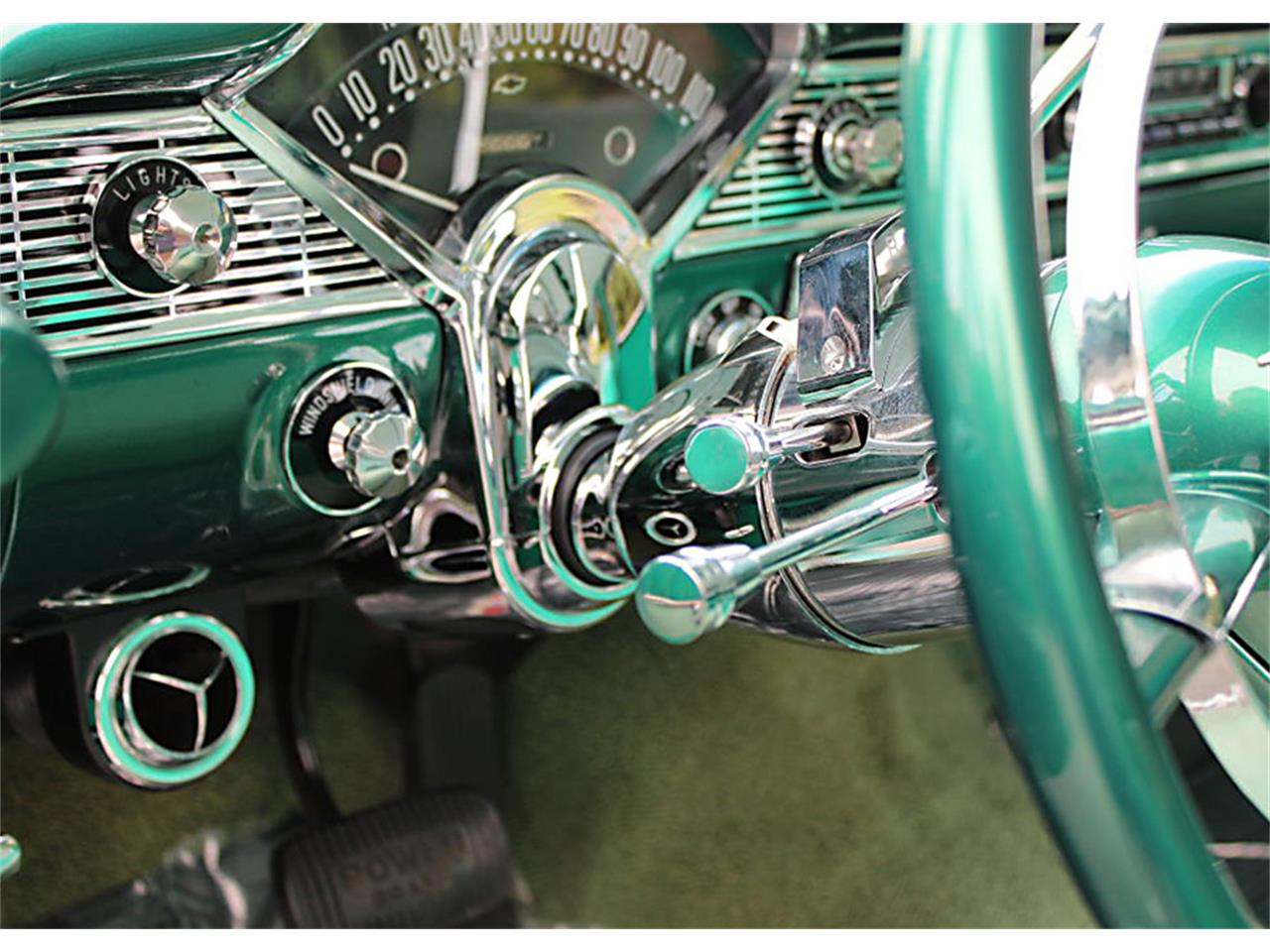 Large Picture of Classic '56 Bel Air located in Lakeland Florida Offered by MJC Classic Cars - PUZW