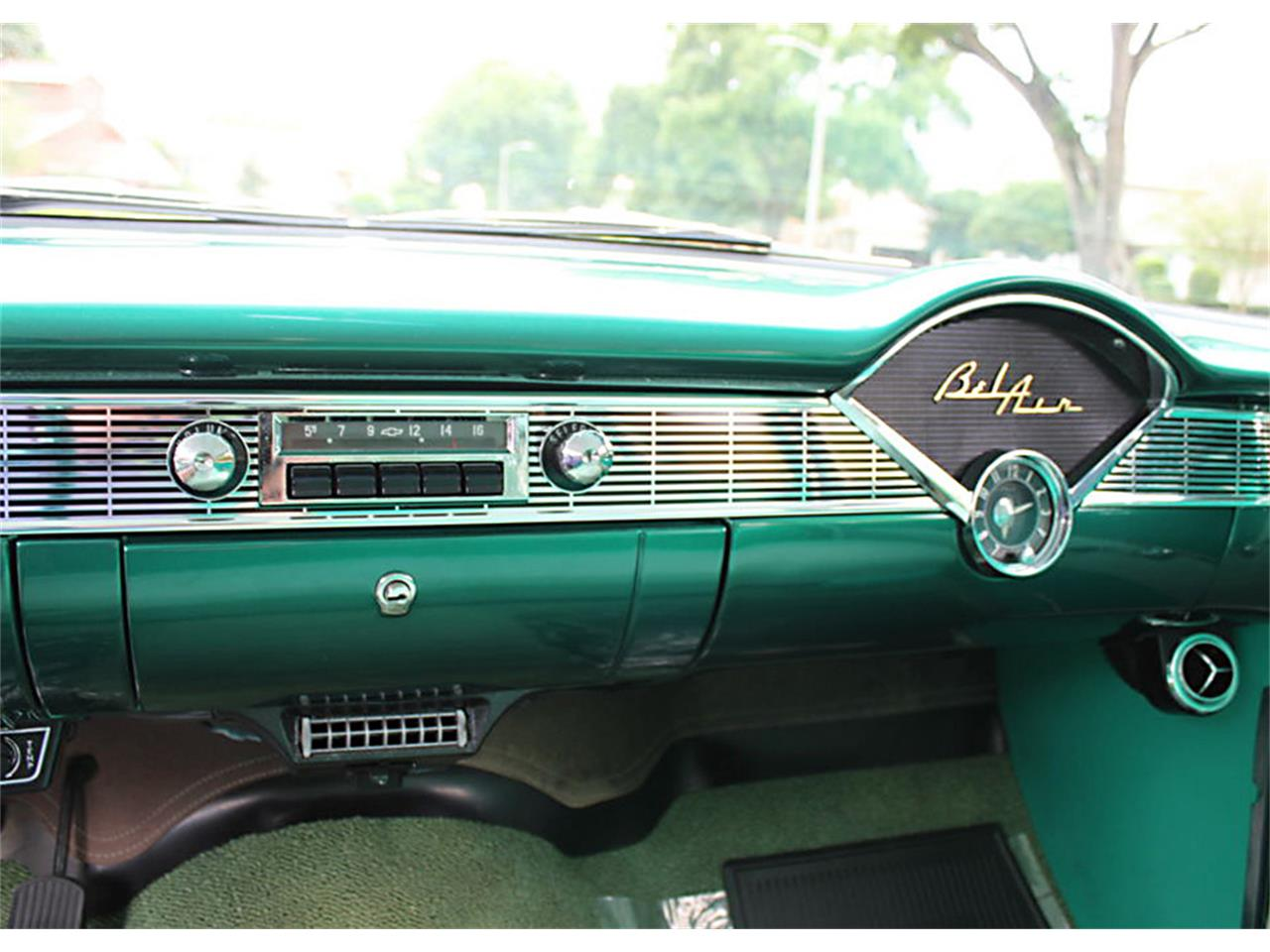 Large Picture of Classic 1956 Bel Air located in Lakeland Florida - $47,500.00 Offered by MJC Classic Cars - PUZW