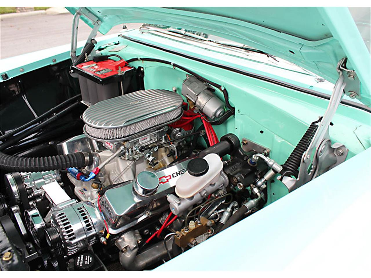 Large Picture of Classic '56 Bel Air located in Florida Offered by MJC Classic Cars - PUZW