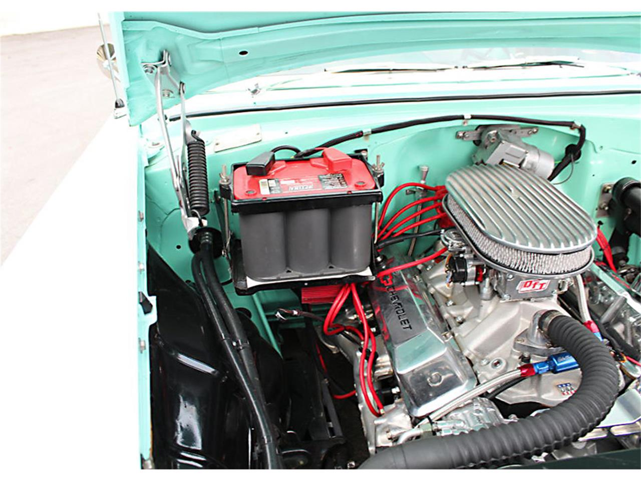 Large Picture of '56 Chevrolet Bel Air - PUZW