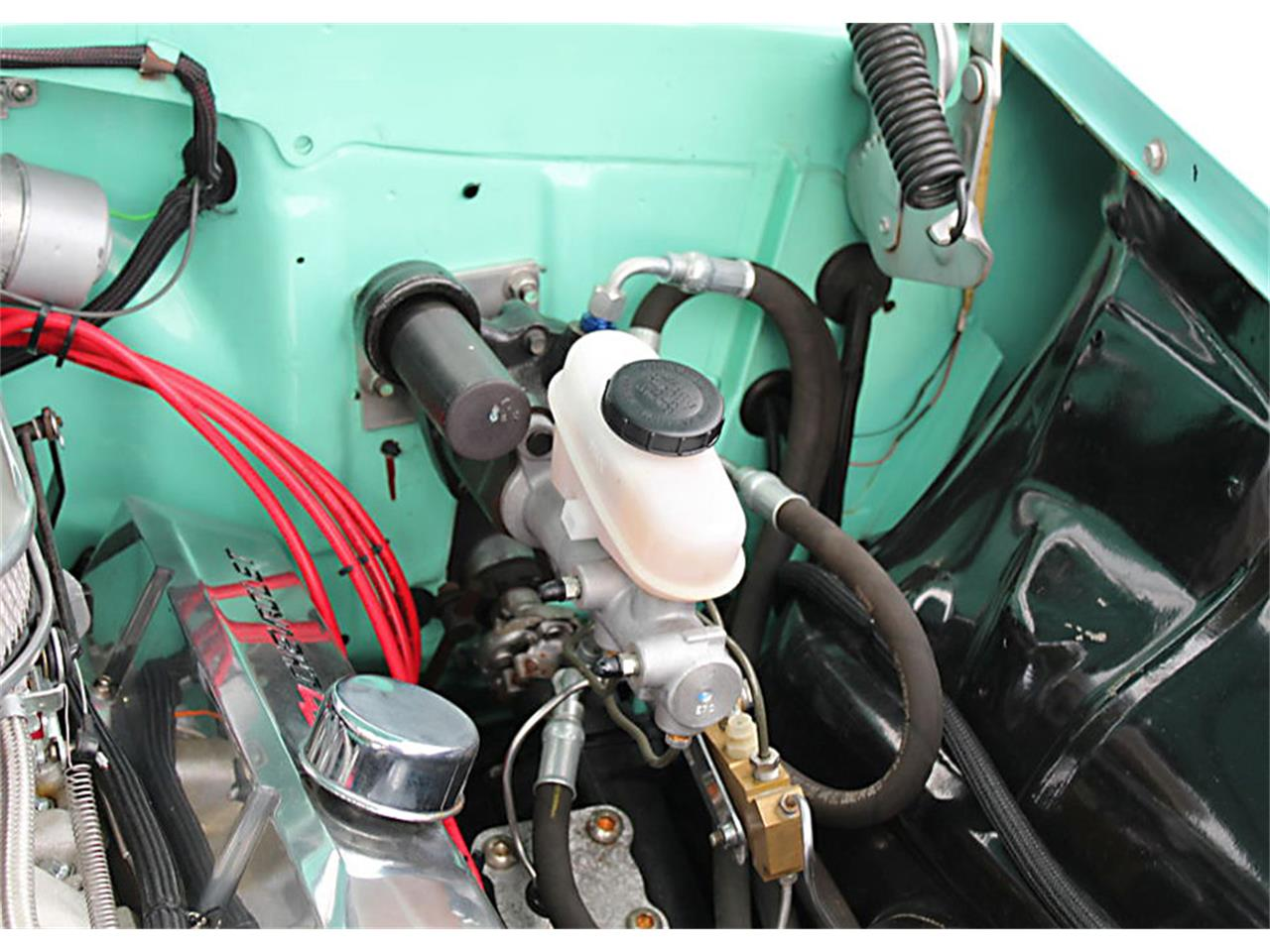 Large Picture of Classic 1956 Bel Air located in Lakeland Florida Offered by MJC Classic Cars - PUZW