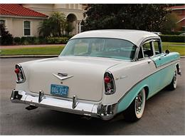 Picture of 1956 Chevrolet Bel Air located in Lakeland Florida Offered by MJC Classic Cars - PUZW