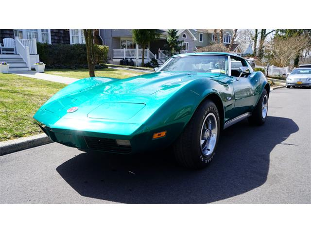 Picture of '73 Chevrolet Corvette located in Old Bethpage New York - $22,500.00 Offered by  - PUZX