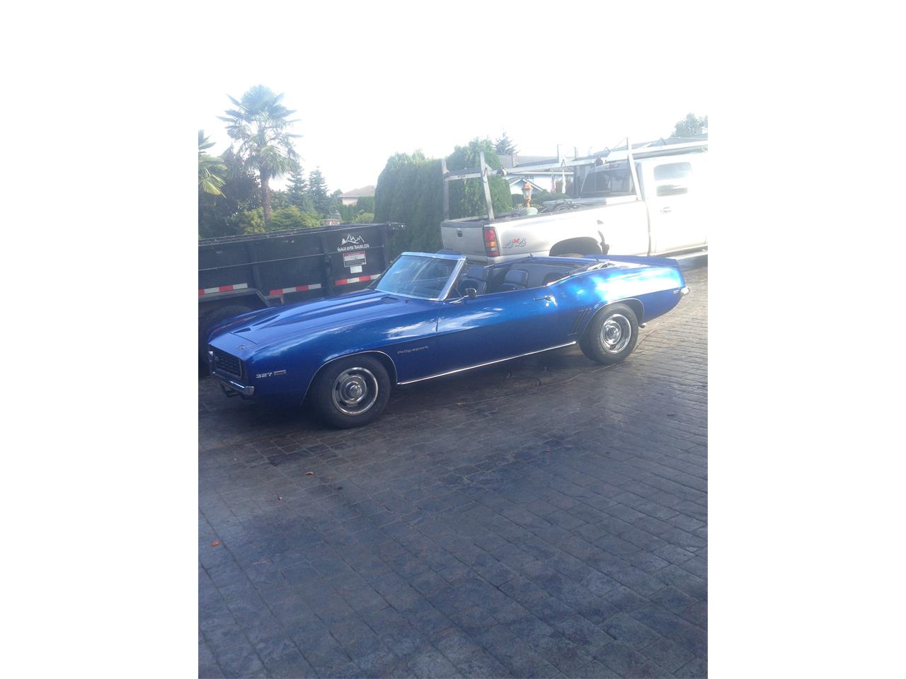 Large Picture of '69 Camaro - PUZY
