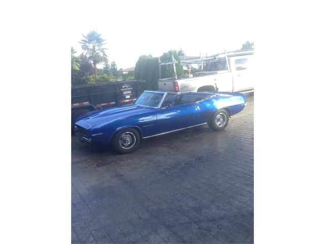 Picture of Classic 1969 Chevrolet Camaro - $55,000.00 Offered by a Private Seller - PUZY